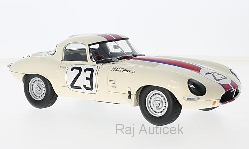 Jaguar E-Type Lightweight , No.23 1:18 Paragon