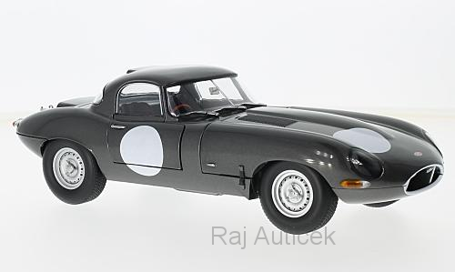 Jaguar E-Type Lightweight 1:18 Paragon