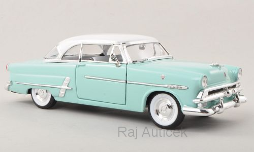 Ford Crestline Victoria 1:24 Welly