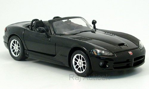 Dodge Viper SRT-10 1:24 Welly