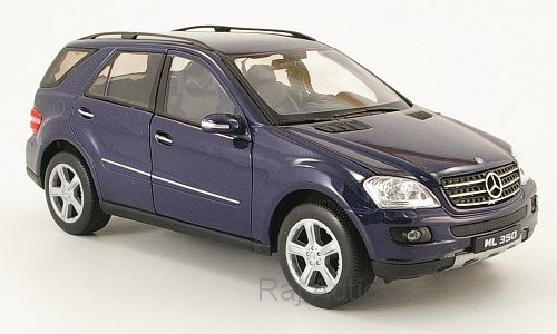 Mercedes ML 350 (W164) 1:24 Welly