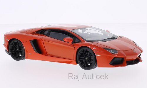 Lamborghini Aventador LP 700-4 1:24 Welly