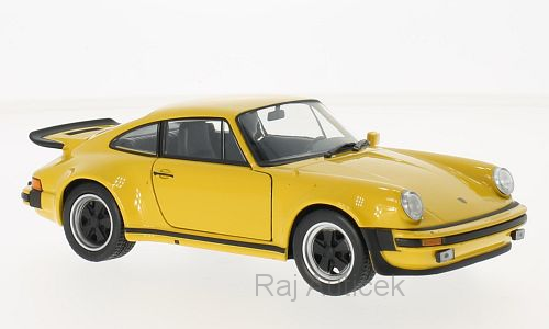 Porsche 911 Turbo 3.0 1:24 Welly