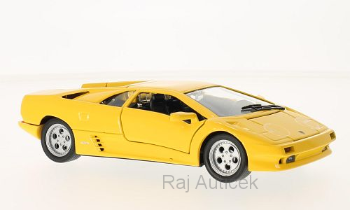Lamborghini Diablo 1:24 Welly