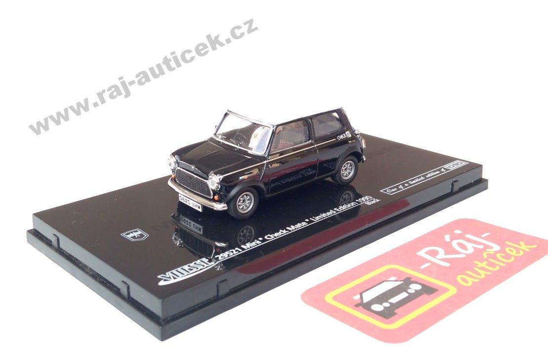 Mini Cooper Check Mate 1:43 Vitesse