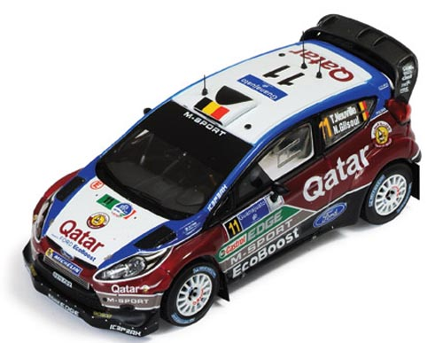 Ford Fiesta RS WRC, No.11
