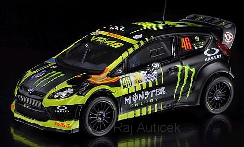Ford Fiesta RS WRC, No.46 1:43 IXO