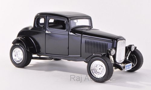 Ford Five Window Coupe 1:18 Motormax