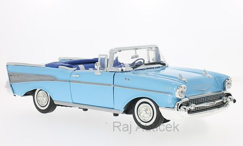 Chevrolet Bel Air Convertible 1:18 Motormax