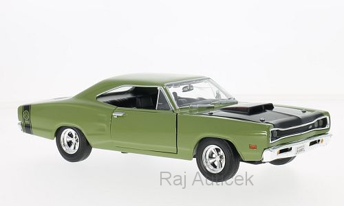 Dodge Coronet Super Bee 1:24 Motormax