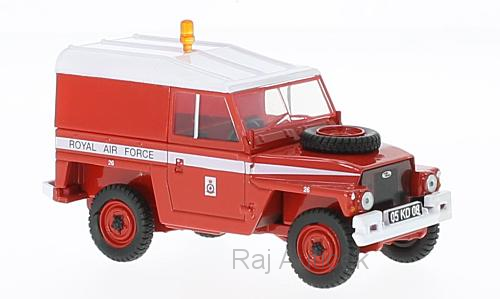 Land Rover 1/2 Ton Lightweight 1:43 Oxford
