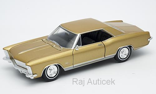 Buick Riviera Grand Sport 1:24 Welly