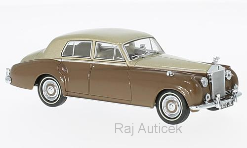 Rolls Royce Silver Cloud I 1:43 Oxford