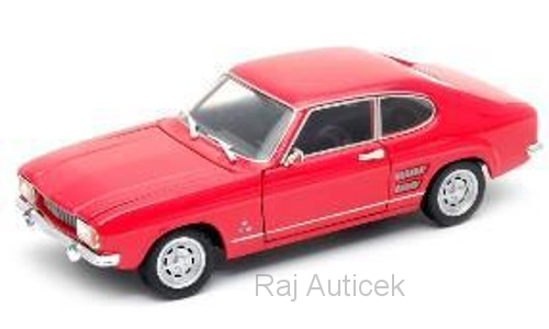 Ford Capri 1:24 Welly