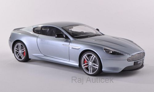 Aston Martin DB9 Coupe 1:18 Welly