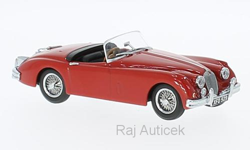 Jaguar XK 150 Roadster 1:43 Oxford