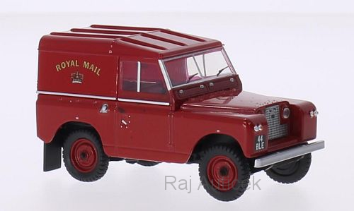 Land Rover Series II SWB 1:43 Oxford