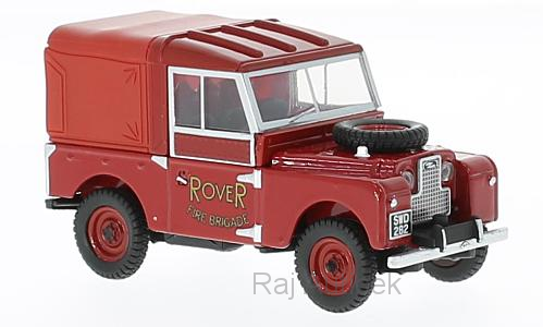 Land Rover Series 1 88 hasiči 1:43 Oxford