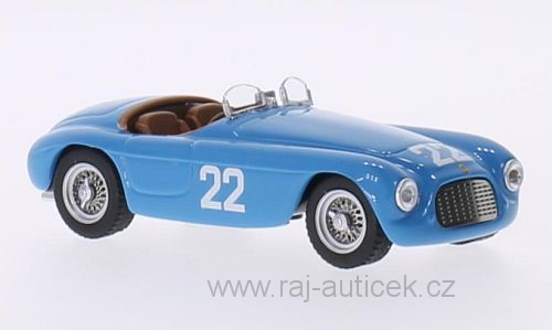 Ferrari 166 MM Barchetta, No.22 1:43 Art Model