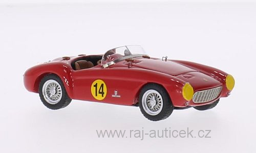 Ferrari 500 Mondial, No.14 1:43 Art Model