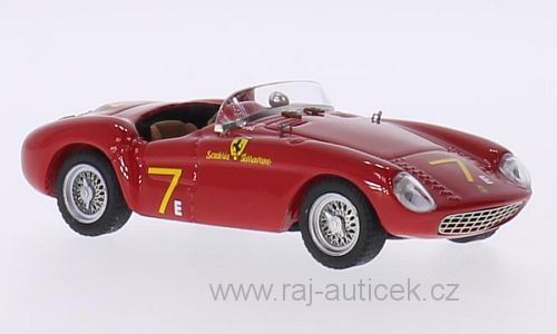 Ferrari 500 Mondial, No.7 1:43 Art Model