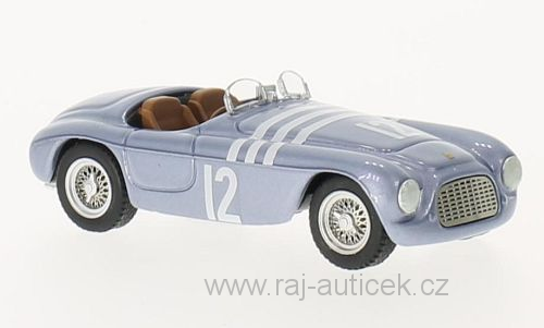 Ferrari 166 MM Barchetta, No.12 1:43 Art Model