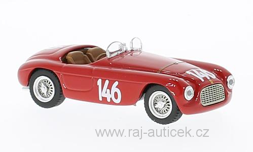Ferrari 166 MM Barchetta, No.146 1:43 Art Model