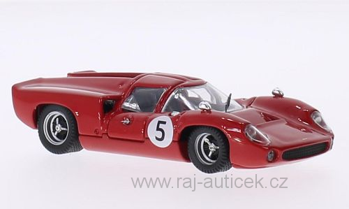 Lola T70 Coupe, No.5 1:43 Best