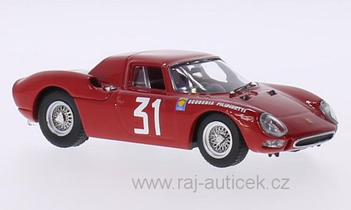 Ferrari 250 LM, No.31 1:43 Best