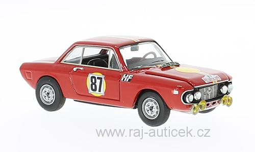 Lancia Fulvia Coupe 1.3 HF, No.87 1:43 Best