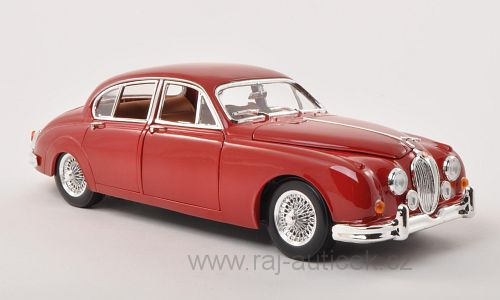 Jaguar Mark II 1:18 Bburago