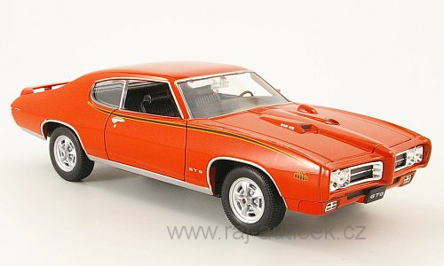 Pontiac GTO, The Judge 1:24 Welly