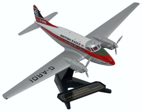 De Haviland DH 104 Dove G-AROI 1:72 Oxford