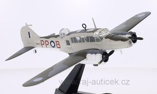 De Havilland DH 103 Sea Hornet TT197 1:72 Oxford