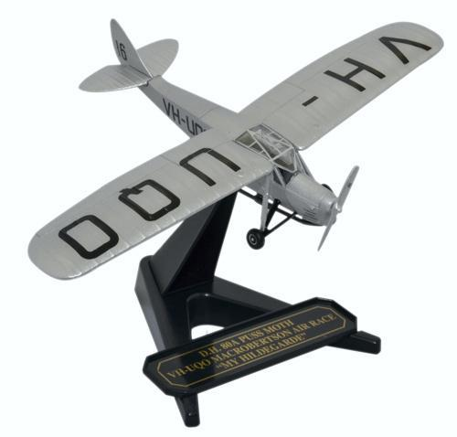 De Havilland DH80a Puss Moth VH-UQO 1:72 Oxford