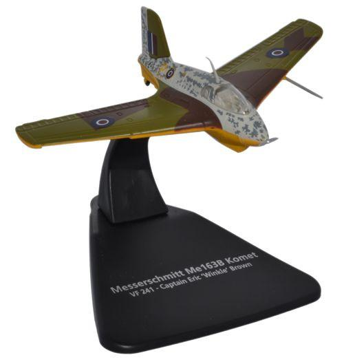 Messerschmitt ME163B Komet 1:72 Oxford