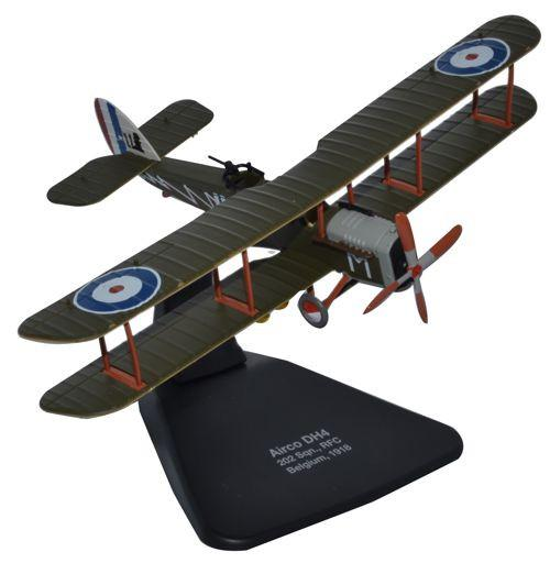 De Havilland Airco D.H.4 1:72 Oxford