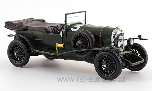 Bentley Sport 3 Litre Super Sport, No.3 1:43 IXO