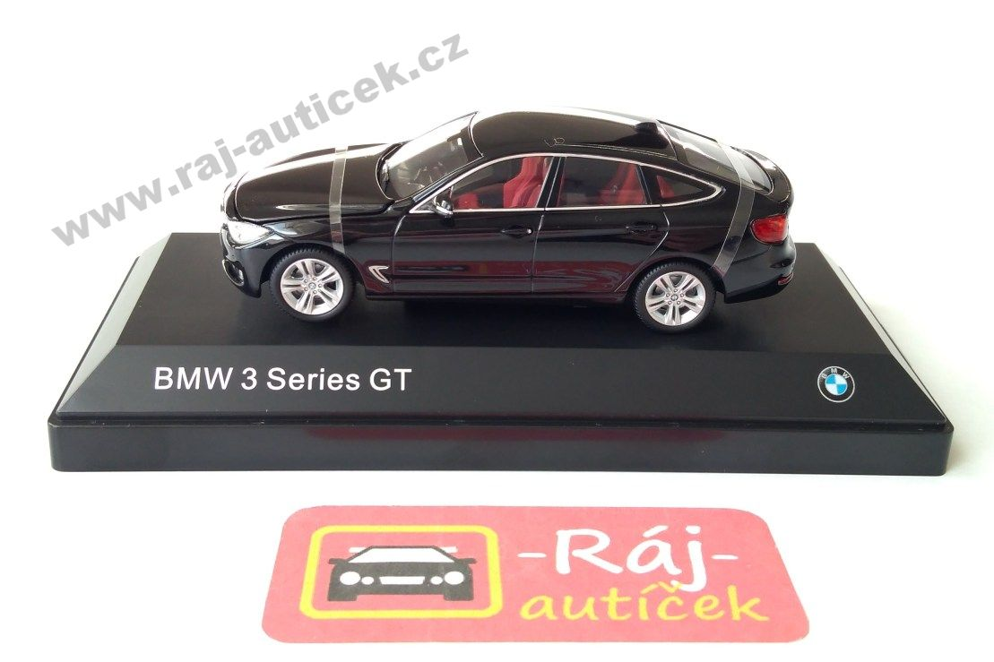 BMW 3 GT 1:43 iscale
