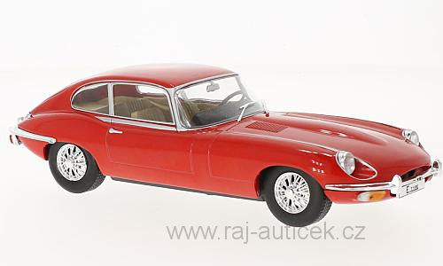Jaguar E-Type 1:24 Whitebox
