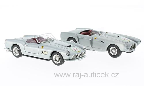 Ferrari 340 Mexico Spyder + 250 California 1:43 Art Model