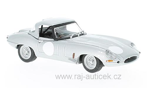 Jaguar Heritage E-Type Lightweight 1:43 Best