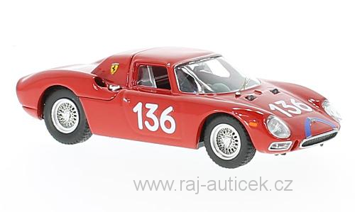 Ferrari 250 LM, No.136 1:43 Best
