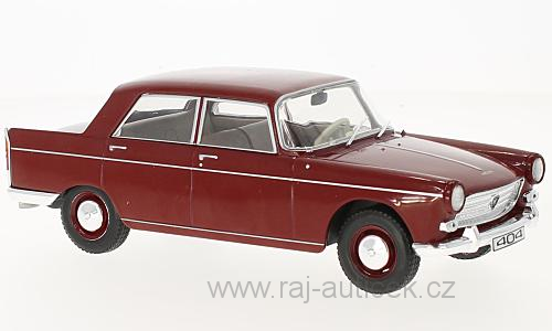 Peugeot 404 1:24 Whitebox