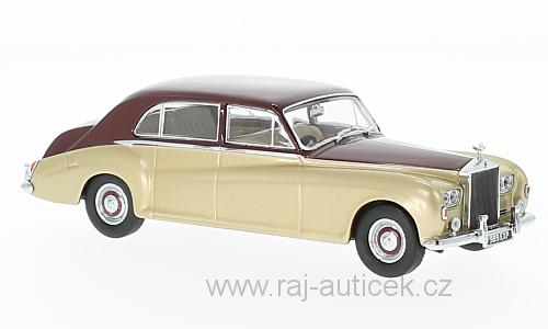 Rolls Royce Phantom V James Young 1:43 Oxford