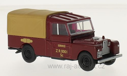 Land Rover Series 1 109 1:43 Oxford