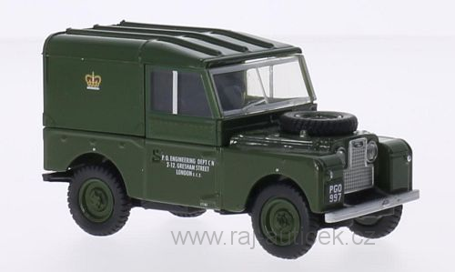 Land Rover Series 1 88 Hardtop 1:43 Oxford