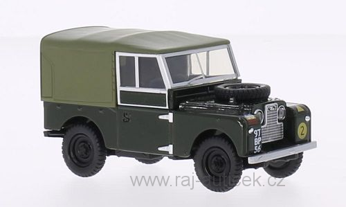 Land Rover Series 1, 88 1:43 Oxford