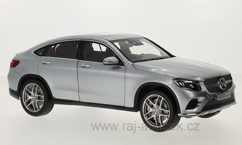 Mercedes GLC Coupe (C253) 1:18 iScale