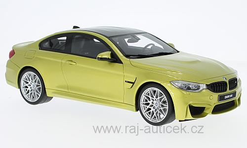 BMW M4 Competition Package 1:18 GT Spirit